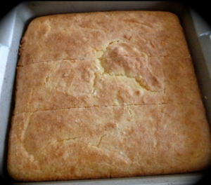 cornbread (Johnny cake)